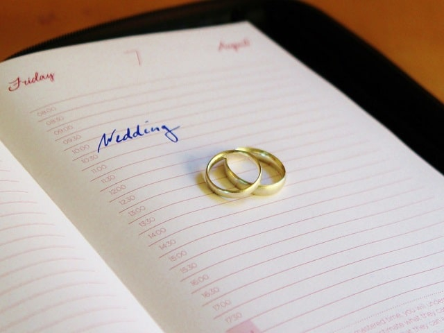 Een huwelijk en je administratie hebben meer gemeen dan je denkt!